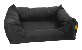 Hundebett Dream black 65 x 45 x 20 cm