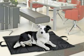 Dozy Dog Liegedecke black