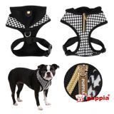 exklusives Softgeschirr Puppia black